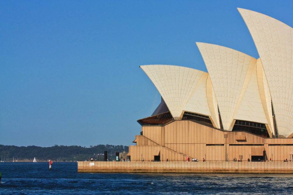 Opera House, Sydney Cove, Bennelong Point, Sydney, Australia, fotoeins.com