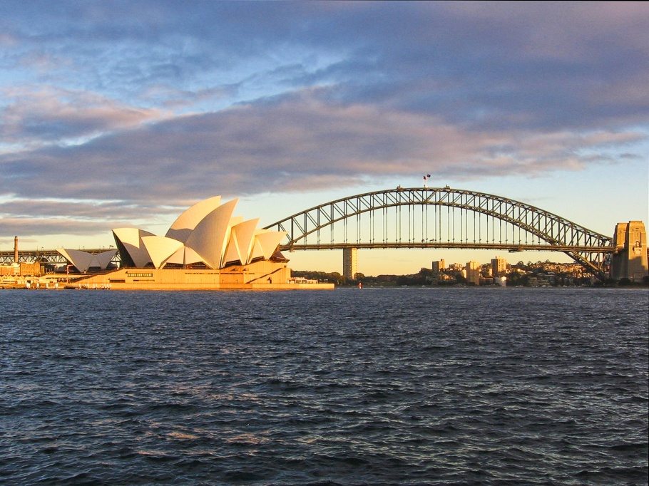 Mrs. Macquaries Point, Opera House, Bennelong Point, Sydney, Australia, fotoeins.com