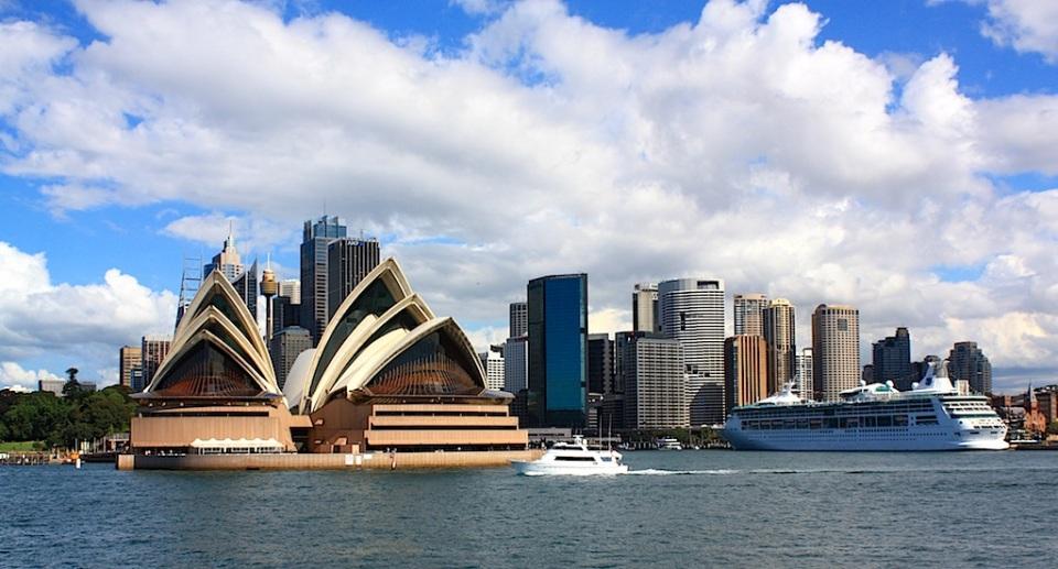 Opera House, Sydney Cove, Sydney, Australia