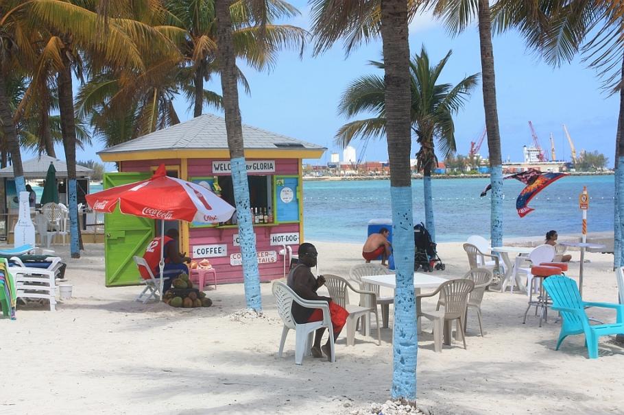 Nassau, New Providence, Bahamas, Atlantic Ocean