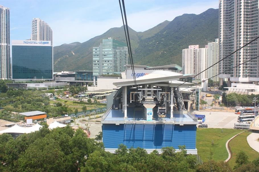 Ngong Ping 360, Lantau Island, Hong Kong