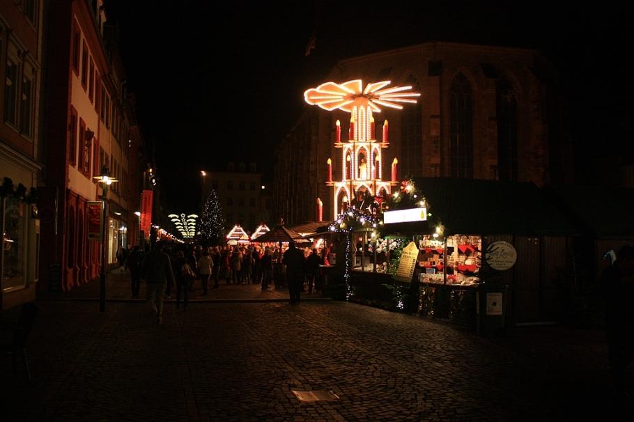 Marktplatz, Heidelberg, Germany, fotoeins.com