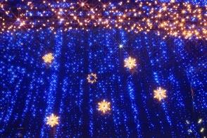 Berlin Mitte, Christmas Eve 2010