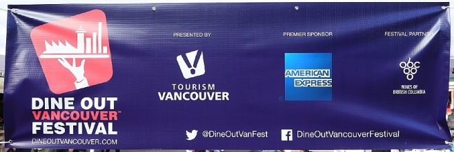 Street Food City, Dine Out Vancouver Festival 2014