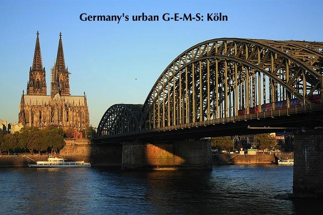 Morning light: Kölner Dom, Hohenzollernbrücke, Cologne, Köln, Germany, fotoeins.com