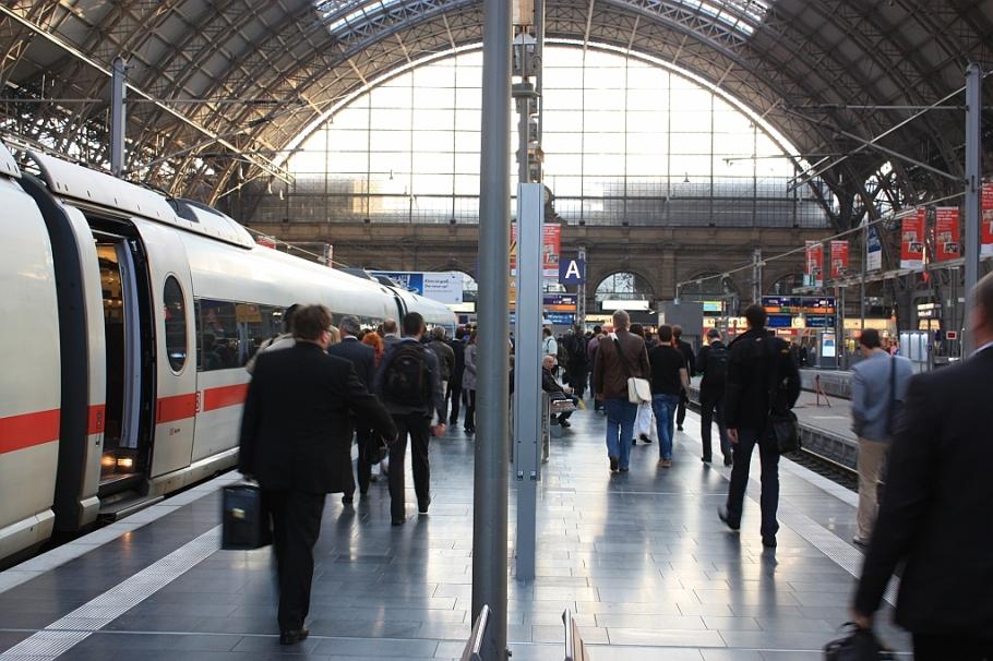 Frankfurt(Main) Hauptbahnhof, Frankfurt am Main, Germany