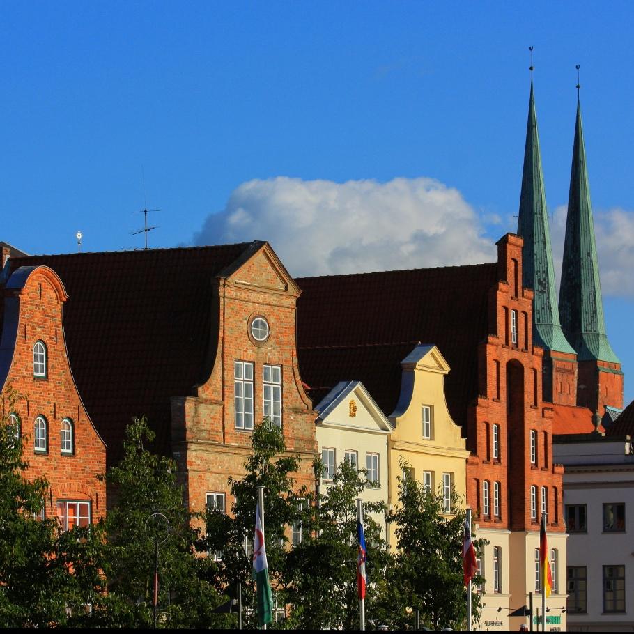 Lübeck, Hansestadt Lübeck, Luebeck, Schleswig-Holstein, Germany, Deutschland, UNESCO, World Heritage, Welterbe, Weltkulturerbe, fotoeins.com