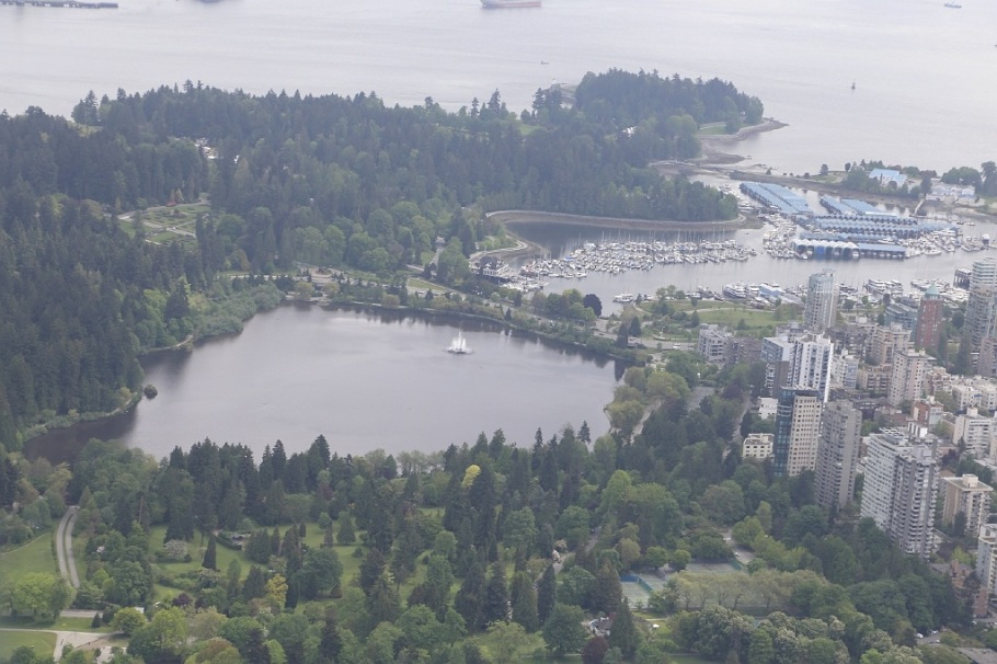 "Helijet's ""West Coast Spectacular"" Vancouver tour"