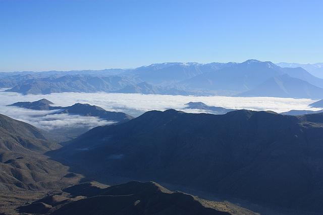 Cerro Tololo, Región de Coquimbo, Chile