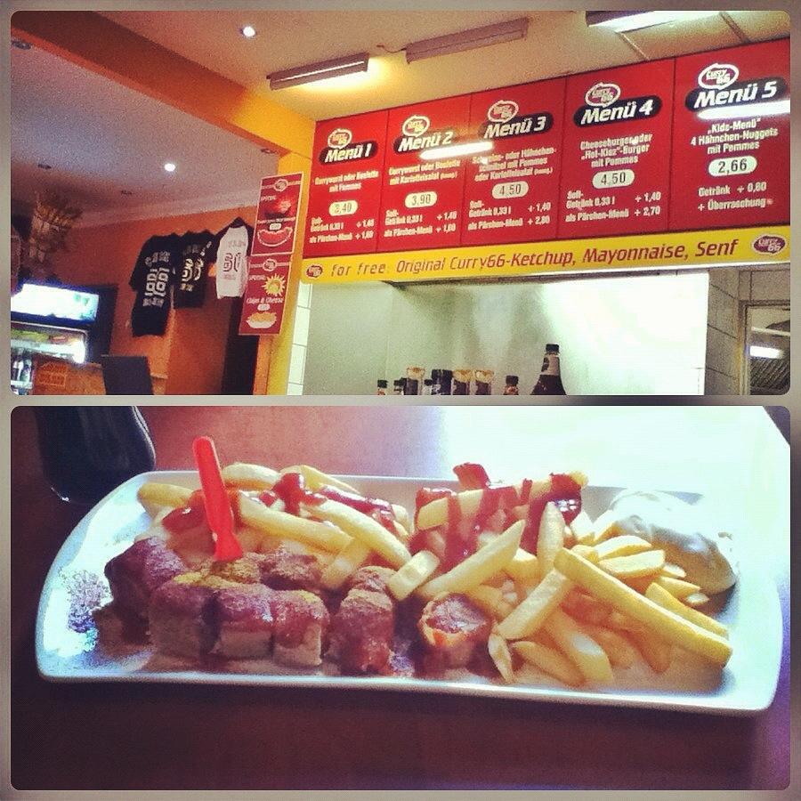 Curry 66, Berlin Friedrichshain