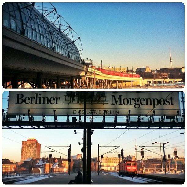 DAS ist Berlin, Berlin Hauptbahnhof, Berlin Central Station