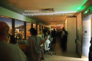 Celebration of Light, Palliative Care Unit, St. Paul's Hospital, Vancouver, Canada, fotoeins.com