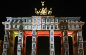 Festival of Lights, Brandenburger Tor, Pariser Platz, Berlin, Germany, fotoeins.com