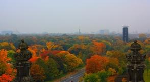 Tiergarten, Siegesäule, Carillon, Platz der Republik, Reichstag, Berlin, Germany, fotoeins.com