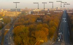 Stadtpanorama, city panorama, Siegessäule, Victory Column, Berlin, Germany, fotoeins.com