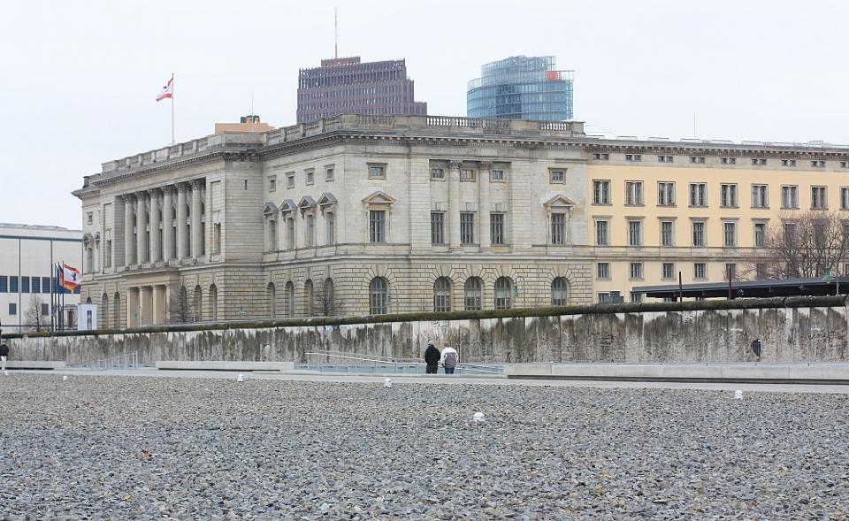 Berlin Wall fragment, Niederkirchnerstrasse, fotoeins.com