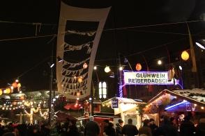 Christmas market, Schwabing, Schwabinger Weihnachtsmarkt, Münchner Freiheit, München, Germany, fotoeins.com