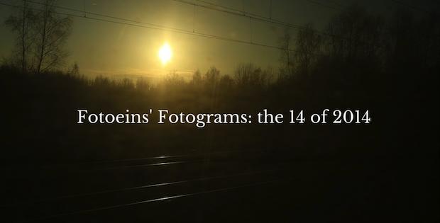 Fotoeins Fotograms 14 of 2014 cover
