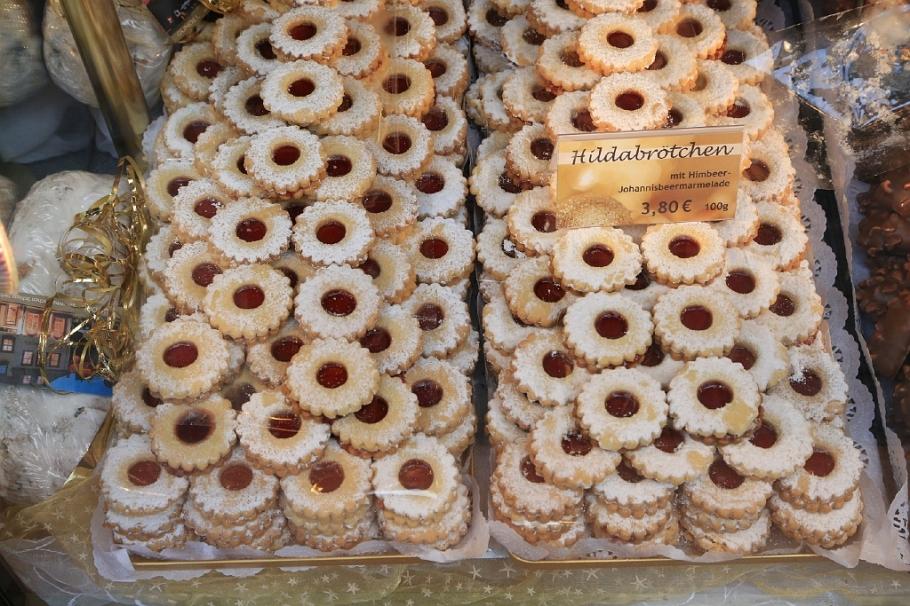 Weihnachten, Backwaren, Cafe Gundel, Karlsplatz, Hauptstrasse 212, Heidelberg, Germany, fotoeins.com