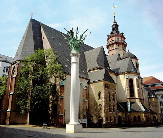 Leipzig: St. Nicholas Church, by Schmidt, Leipziger Tourismus und Marketing GmbH
