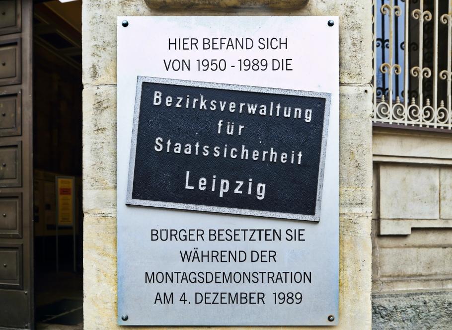 Runde Ecke, Friedriche Revolution, Peaceful Revolution, Leipzig, Saxony, Sachsen, Germany, Deutschland, fotoeins.com