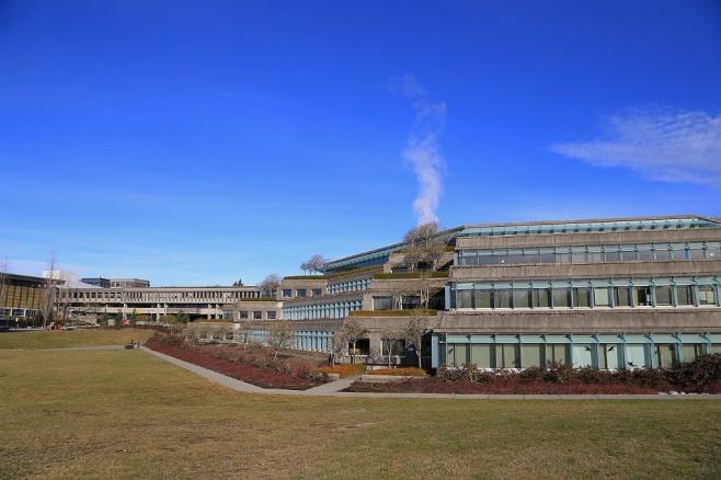Simon Fraser University, Burnaby Mountain, fotoeins.com