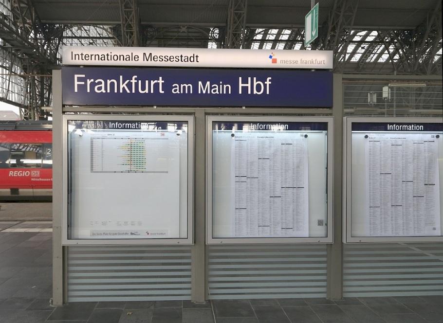 Frankfurt am Main Hauptbahnhof, fotoeins.com