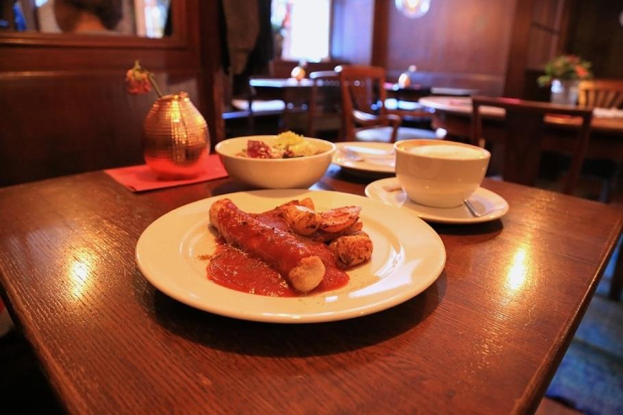 Tuesday lunch special, Cafe Burkardt, Heidelberg, Germany, fotoeins.com