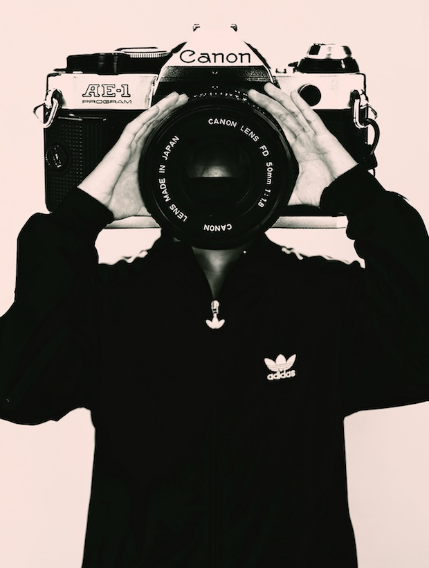 Im Camera Head Man - Ares Nguyen, flickr