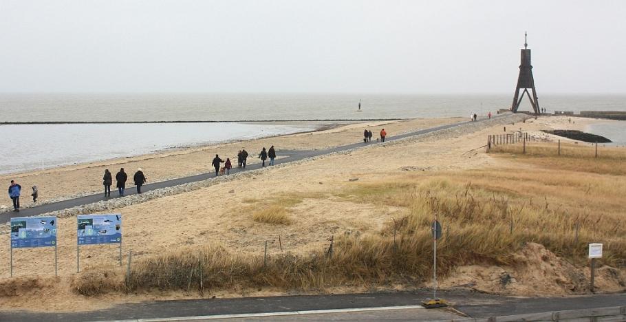 ugelbake, Lower Saxon Wadden Sea National Park, Nationalpark Niedersaechsisches Wattenmeer, Wattenmeer, Wadden Sea, Cuxhaven, Germany, fotoeins.com