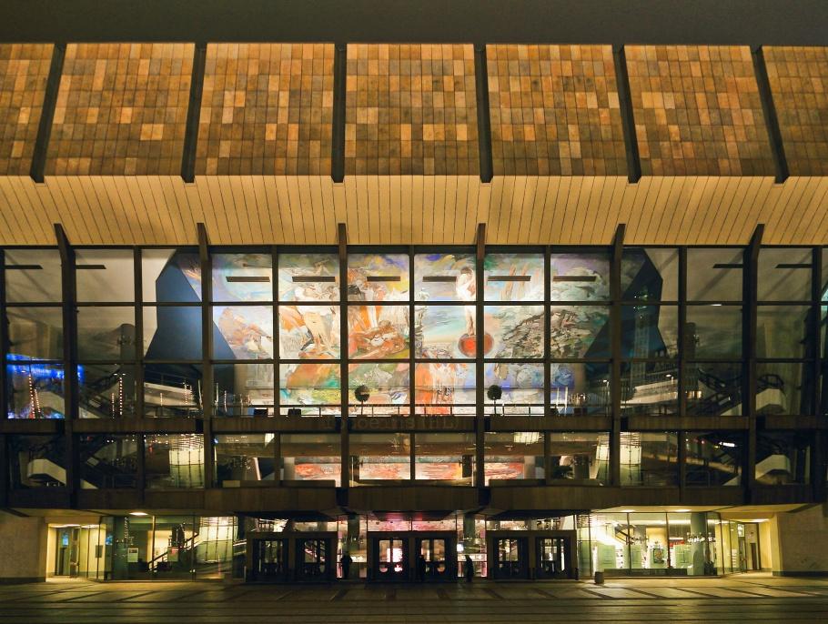 Gewandhaus, Leipzig, Saxony, Sachsen, Germany, Deutschland, fotoeins.com