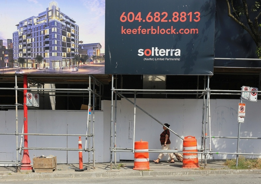 """Solter(r)a"", Keefer Block, Vancouver Chinatown, BC, Canada, fotoeins.com"