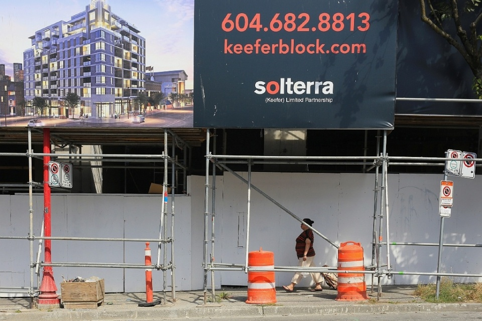 """""""Solter(r)a"""", Keefer Block, Vancouver Chinatown, BC, Canada, fotoeins.com"""