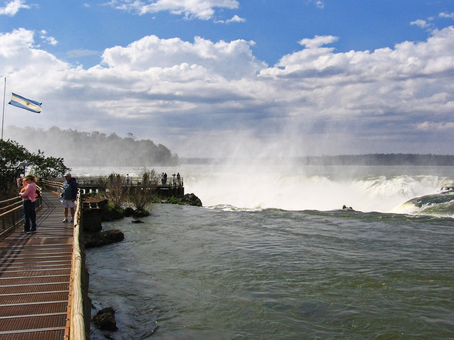 Cataratas del Iguacu, Iguacu Falls, Argentina, fotoeins.com
