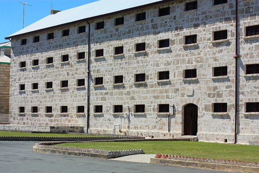 Fremantle Prison, Australia Convict Sites, UNESCO World Heritage, Fremantle, Perth, SA, Australia, fotoeins.com