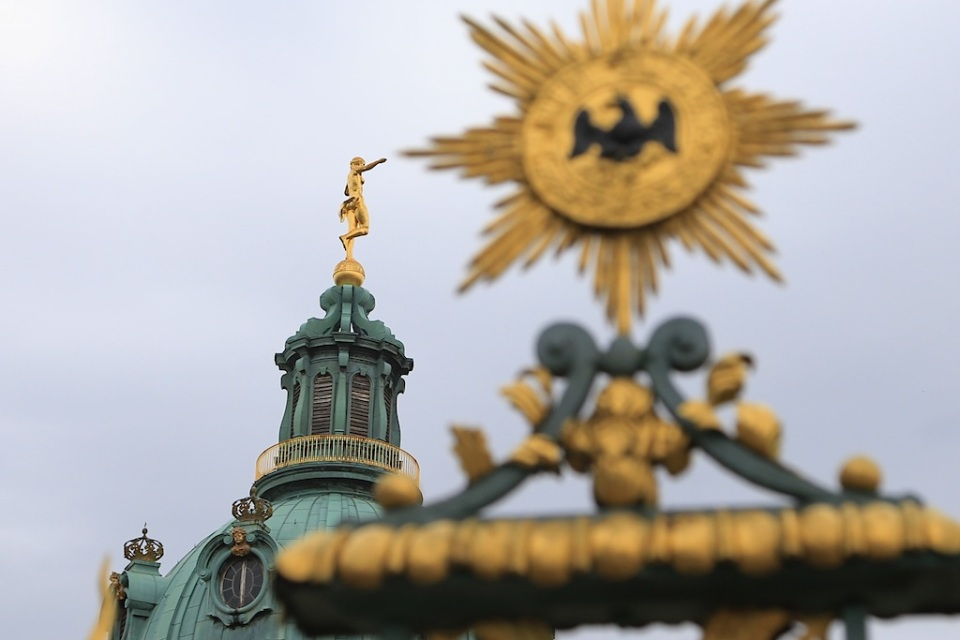 Schloss Charlottenburg, Charlottenburg Palace, Berlin, Germany, fotoeins.com