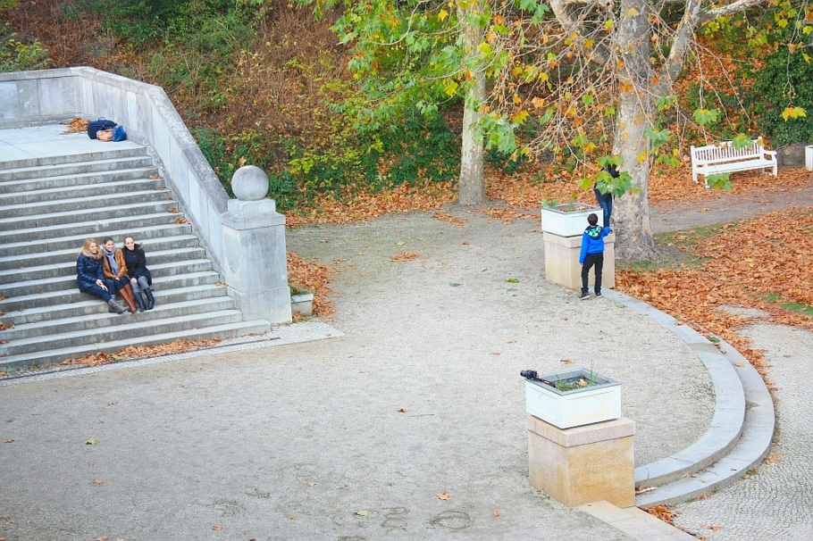 Rudolph-Wilde-Park (Stadtpark Schöneberg), Schöneberg, Berlin, Germany, fotoeins.com