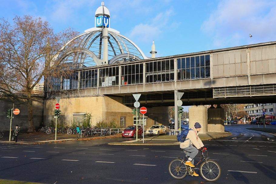 U-Bhf Nollendorfplatz, Schöneberg, Berlin, Germany, fotoeins.com