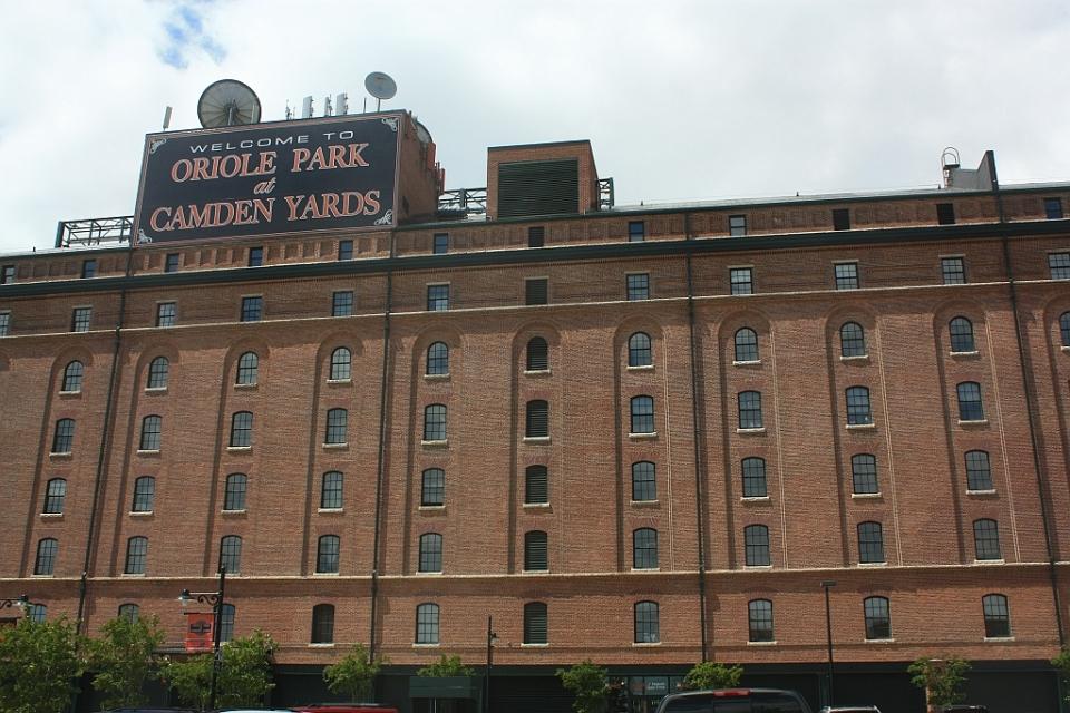 Oriole Park at Camden Yards, Baltimore, MD, USA, MLB, baseball, Baltimore Orioles, fotoeins.com