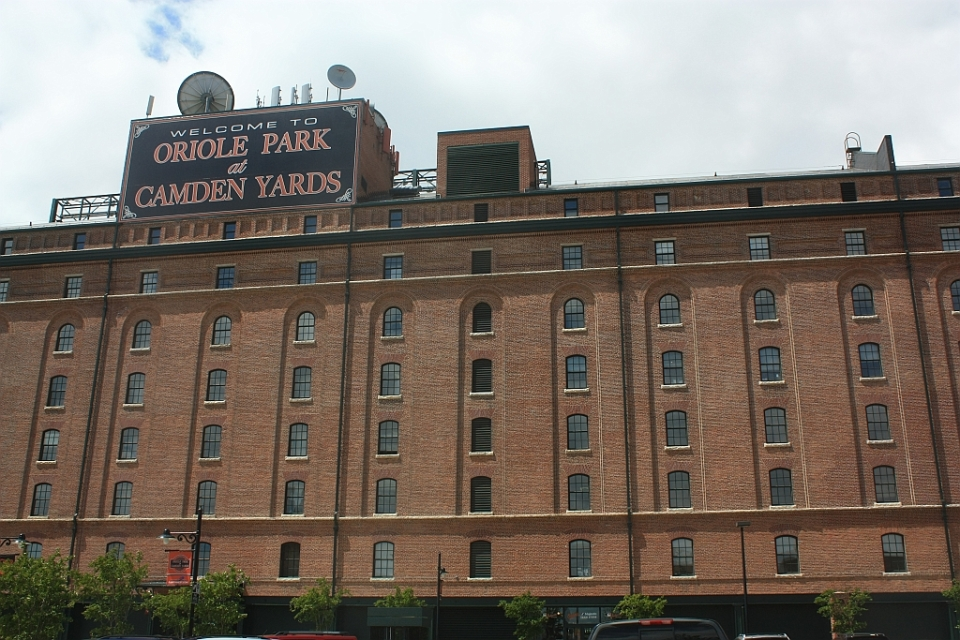 Oriole Park at Camden Yards, Baltimore, MD, USA, MLB, baseball, Baltimore Orioles, fotoeins.com