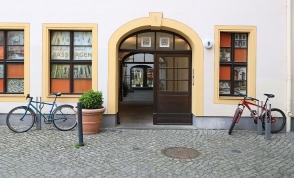 Kunsthandwerker Passagen, Dresdner Neustadt, Germany, fotoeins.com