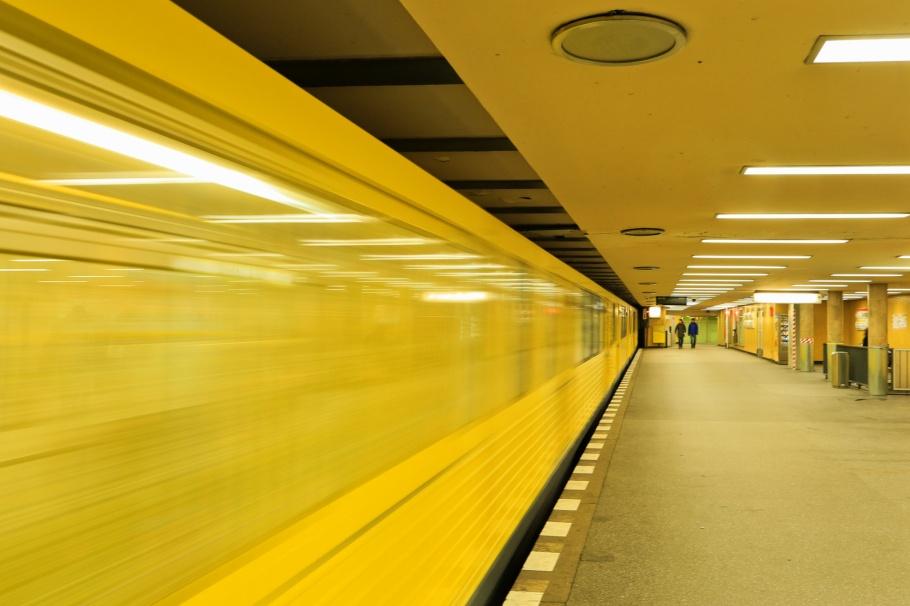 BVG U-Bahn, Bahnhof Zoologischer Garten, Berlin, Germany, fotoeins.com