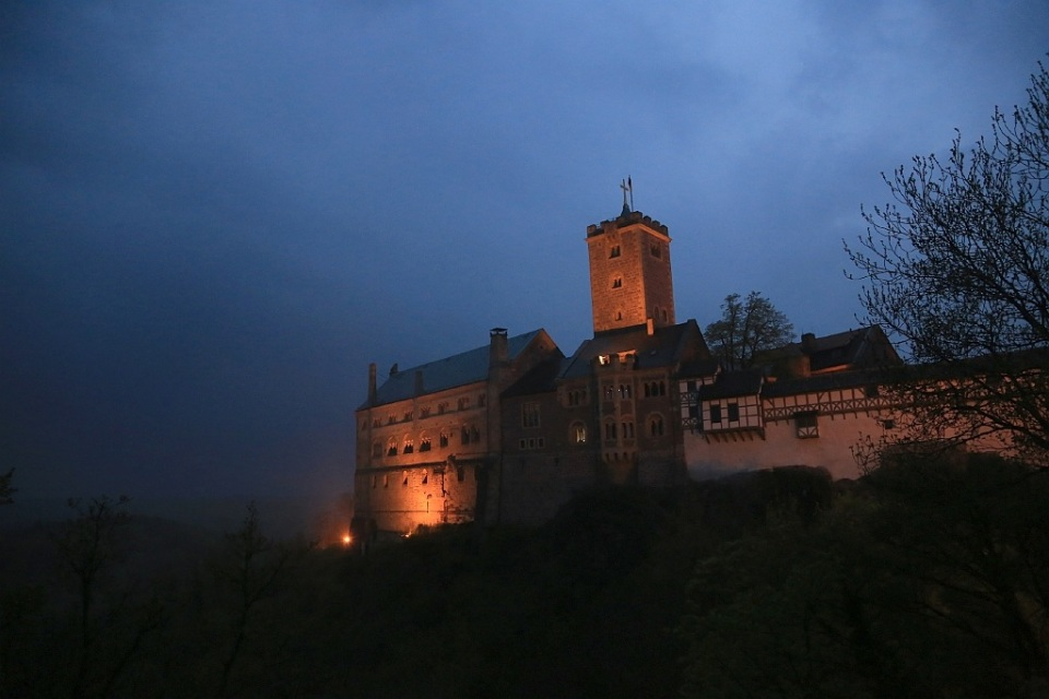 Wartburg Castle, Eisenach, Thuringia, Germany, fotoeins.com