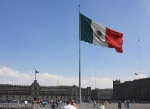 Zócalo, Plaza de la Constitución, Ciudad de México, Mexico City, Distrito Federal, Mexico, myRTW, fotoeins.com