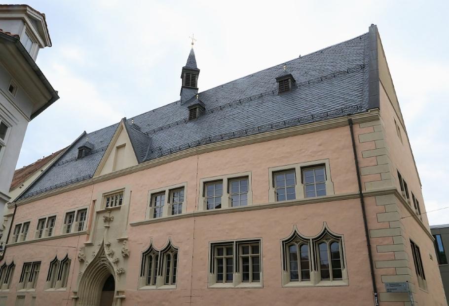 Kollegium Maius, Alte Universität Erfurt, Erfurt, Thüringen, Thuringia, Germany, fotoeins.com