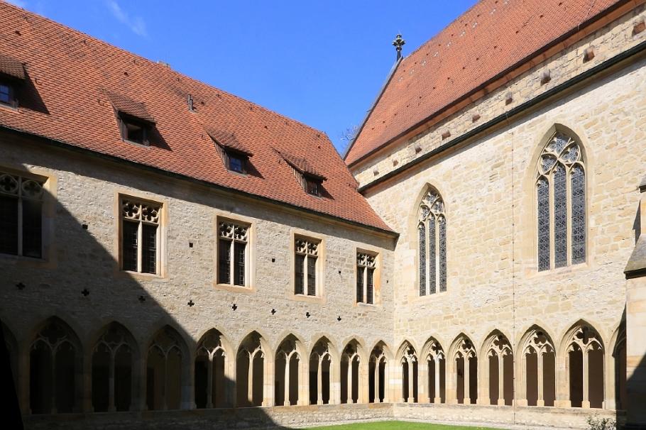 Augustinerkloster, Augustinian Monastery, Erfurt, Thüringen, Thuringia, Germany, fotoeins.com
