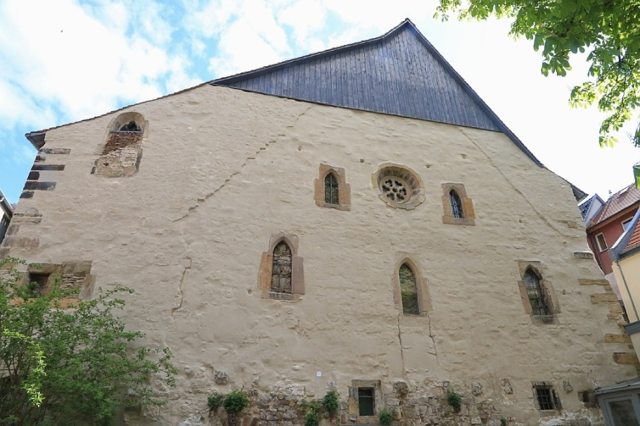 Alte Synagoge, Old Synagogue, Erfurt, Thüringen, Thuringia, fotoeins.com
