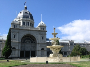 Royal Exhibition Building, Carlton Gardens, Carlton, Melbourne, VIC, Australia, fotoeins.com