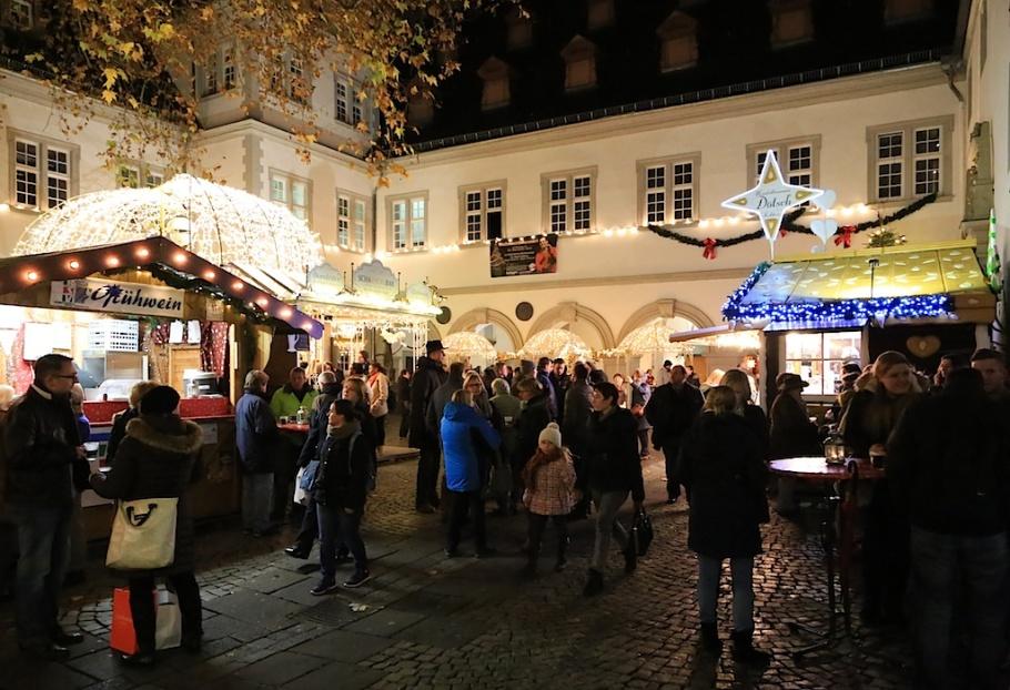 Willy-Hörter-Platz, Altstadt, Koblenzer Weihnachtsmarkt, Koblenz, Germany, fotoeins.com