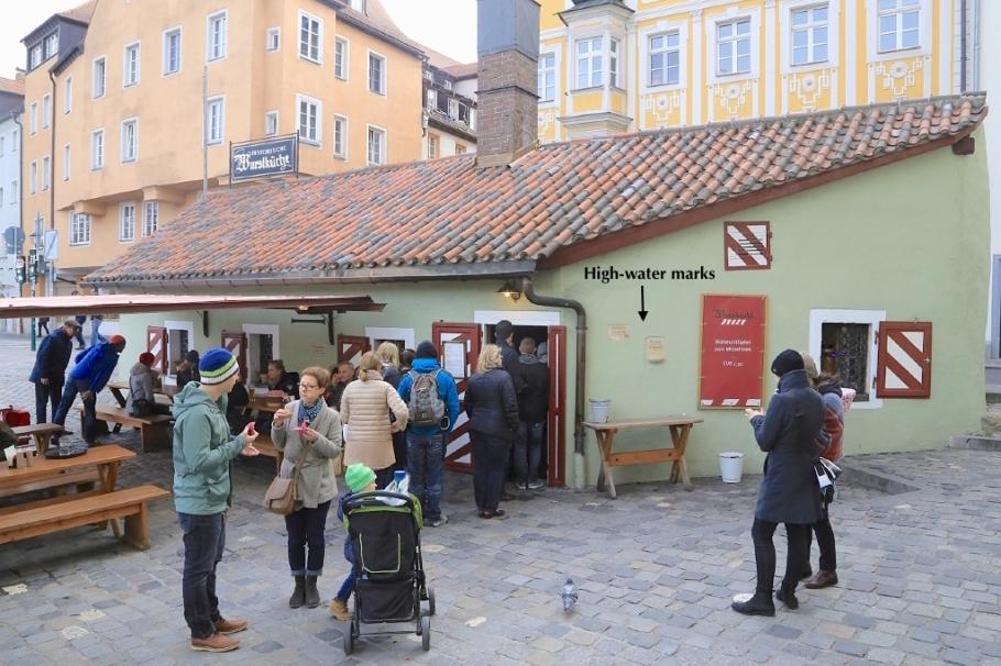 Wurstkuchl, Regensburg, Bayern, Germany, fotoeins.com